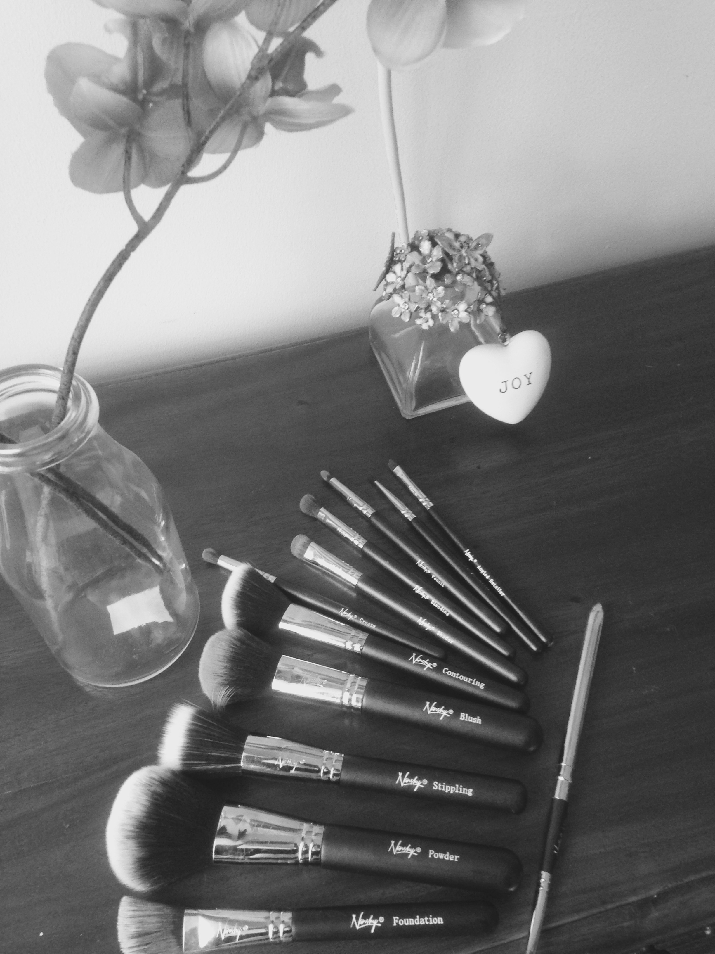 Nanshy Brushes – The new professional brush set